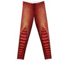 Red Dragon Leggings