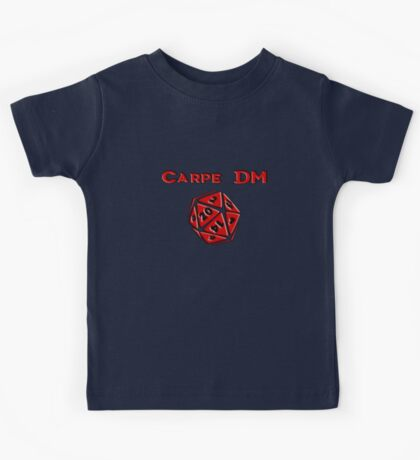 Carpe DM Kids Tee