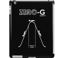 Zero Gravity Diagram iPad Case/Skin