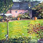 A Welsh Garden by © Linda Callaghan