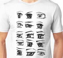 Manga Eyes Unisex T-Shirt