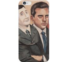 It's Very Scary Stuff iPhone Case/Skin