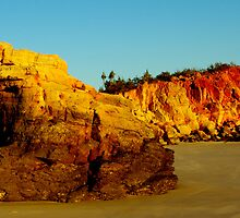 Cape Leveque sunrise by Dennis Wetherley