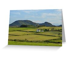 West Donegal.............................Ireland Greeting Card