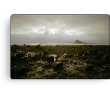 St Micheal's Mount Marazion Cornwall England UK Canvas Print
