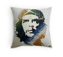 Che Guevara, Cuba Throw Pillow