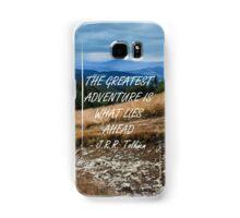 The greatest adventure Samsung Galaxy Case/Skin