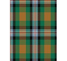 00443 Ball Hunting Tartan  Photographic Print