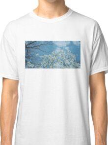 Springtime Magnolias Classic T-Shirt