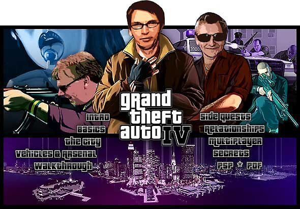 Me ,My son and My Brother GTA by trsuk1