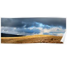 Stormy skies, Storiths Poster