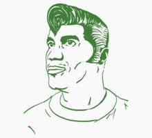 Kool Keith - Black Elvis (green) by philmart