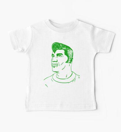 Kool Keith - Black Elvis (green) Baby Tee