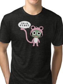 Frosch Thinks So Too Tri-blend T-Shirt
