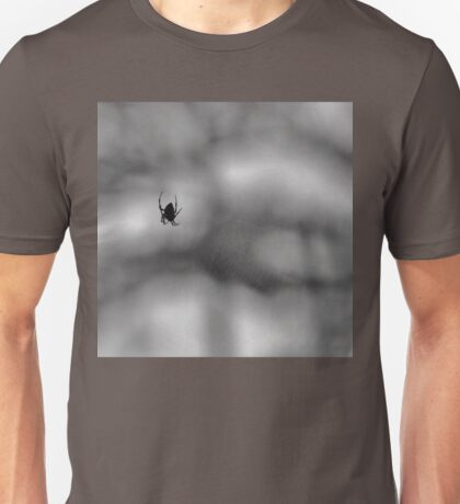 Will you walk into my parlor, said the spider to the fly Unisex T-Shirt