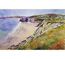 Gower View Photographic Print