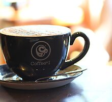 Cardiff Cappucino by Jessica-red