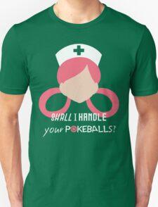 Nurse Joy - Pokemon Unisex T-Shirt