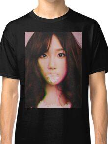KIM TAE-YEON - GIRLS' GENERATION - KPOP IDOL - DIGITAL EDIT Classic T-Shirt