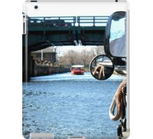 Touring the Charles River iPad Case/Skin