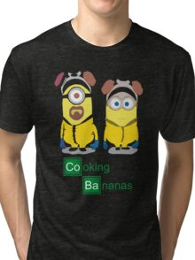 Cooking Banana Herren Tri-blend T-Shirt