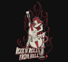 Rock´n´roll from hell by Korey