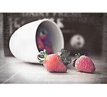 Sweet life Photographic Print