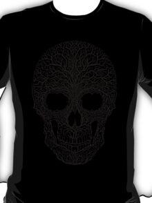 Anthropomorph I (black on white) T-Shirt