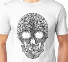 Anthropomorph I (black on white) Unisex T-Shirt