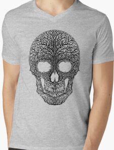 Anthropomorph I (black on white) Mens V-Neck T-Shirt