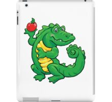 Gator Teacher iPad Case/Skin