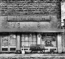 Biker Church - Chico , Texas by jphall