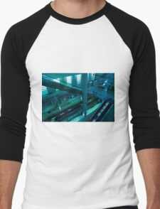 Washington Dulles International Airport, USA Men's Baseball ¾ T-Shirt