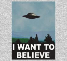 The X-Files, I Want To Believe by fakeyourdad