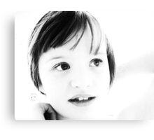 The Wonder of Children Canvas Print