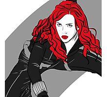 """Natasha """"Black Widow"""" Romanoff Photographic Print"""