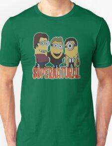 MINIONS T-shirt SUPERNATURAL Unisex T-Shirt