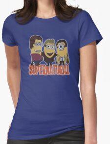 MINIONS T-shirt SUPERNATURAL Womens Fitted T-Shirt