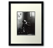 Photographer - Self Portrait Framed Print
