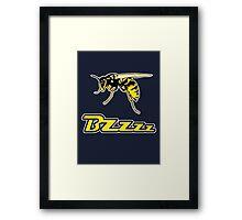 BZzzz Framed Print