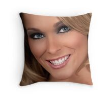 Holley 2011 Throw Pillow