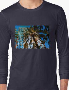 Postcard from Miami, Florida Long Sleeve T-Shirt