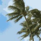 Oahu Palms by NordicBuckeye