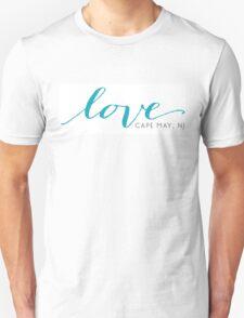 Love Cape May T-Shirt