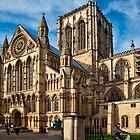 York Minster by Ray Clarke