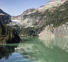 Blanca Lake by OffOn