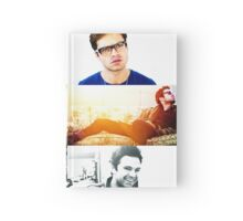 Sebastian Stan Collection Hardcover Journal