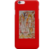 Paint The Town iPhone Case/Skin