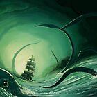 Kraken by Chris-Garrett