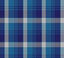 00447 Bannockbane Light Blue Tartan  by Detnecs2013